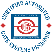 IDEA Certified Gates Systems Designer